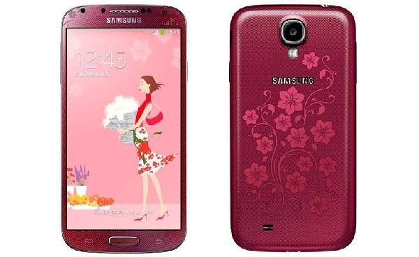 Samsung Galaxy S4 La Fleur 1