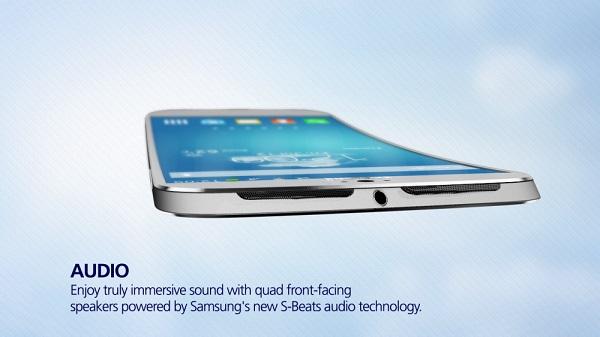 Samsung Galaxy S5 3D render 2