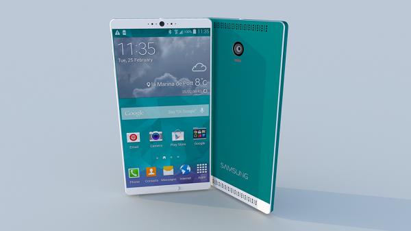 Samsung Galaxy S6 concept 1