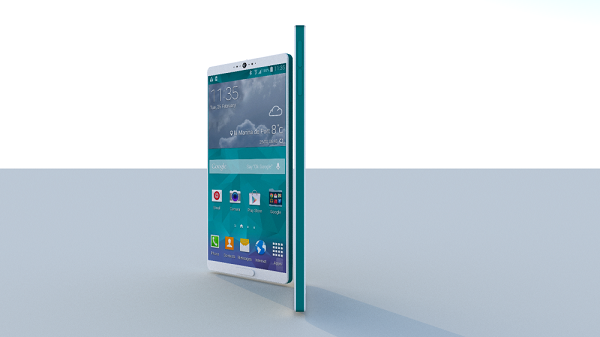 Samsung Galaxy S6 concept 4
