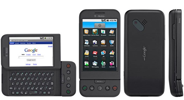 T-Mobile G1 2