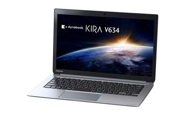 Toshiba Dynabook KIRA