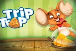 TripTrap` iOS խաղ փոքրիկների համար