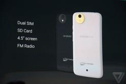 Google-ը ներկայացրեց Android One ծրագիրը