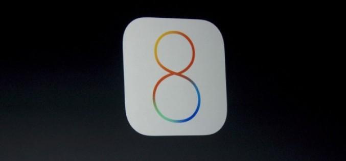 Թողարկվել է iOS 8-ի 5-րդ բեթա տարբերակը