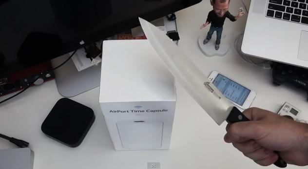 Настройка apple's time capsule 2013 с 802 11ac и 3тб