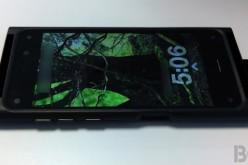 Համացանցում հայտնվել են Amazon-ի սմարթֆոնի առաջին լուսանկարները