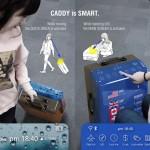 Դիզայները նախագծել է ապագայի «խելացի» ճամպրուկ (կոնցեպտ)