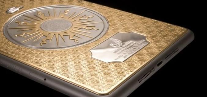 Ոսկե iPad mini, որն արժե 5500 դոլար (ֆոտո + վիդեո)