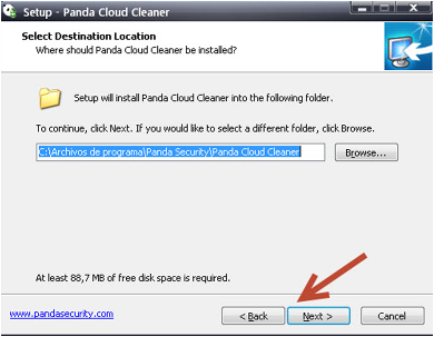 cloud cleaner 4