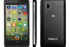 Վաճառքում է Firefox OS 1.3-ով աշխատող առաջին սմարթֆոնը