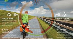 Նիդերլանդներում կառուցվում է արևային մարտկոցներով հեծանվուղի (ֆոտո)