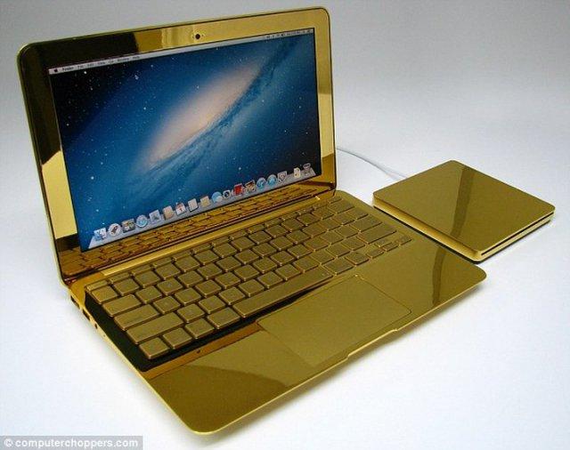 Записи с меткой компьютеры из золота