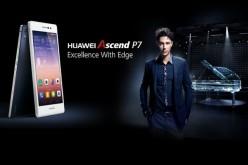 Huawei-ն ներկայացրել է իր դրոշակակիր Ascend P7 Full HD էկրանով սմարթֆոնը