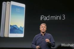 iPad Mini 3. ավելի արագ ու արդեն Touch ID-ով