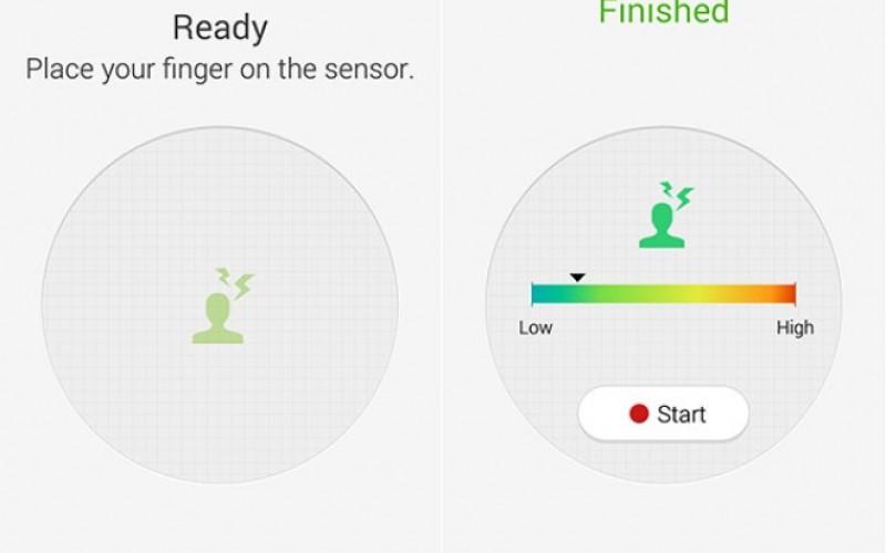 Galaxy S5 սմարթֆոնը կարողանում է չափել սթրեսի աստիճանը