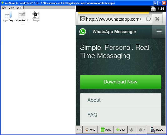 installing WhatsApp on PC 3