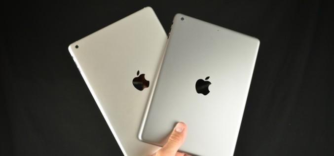 Հոկտեմբերի 22-ին Apple-ը կներկայացնի իր նոր պլանշետները