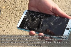 Ինչ կլինի, եթե HTC Desire EYE-ի վրայով փիղ անցնի (տեսանյութ)