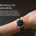 Microsoft-ի բրենդային «խելացի» ժամացույցի կոնցեպտ (ֆոտոշարք)