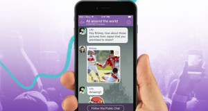(Հայերեն) Viber-ը կցուցադրի հանրաճանաչ մարդկանց չաթերը