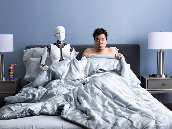 Серьезных причин опасаться роботов