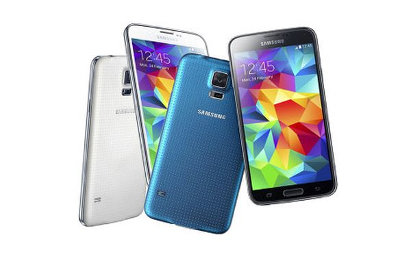 Первый рендер смартфона samsung galaxy s5