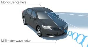 Honda մեքենաները կկարողանան ինքնուրույն խուսափել վրաերթներից