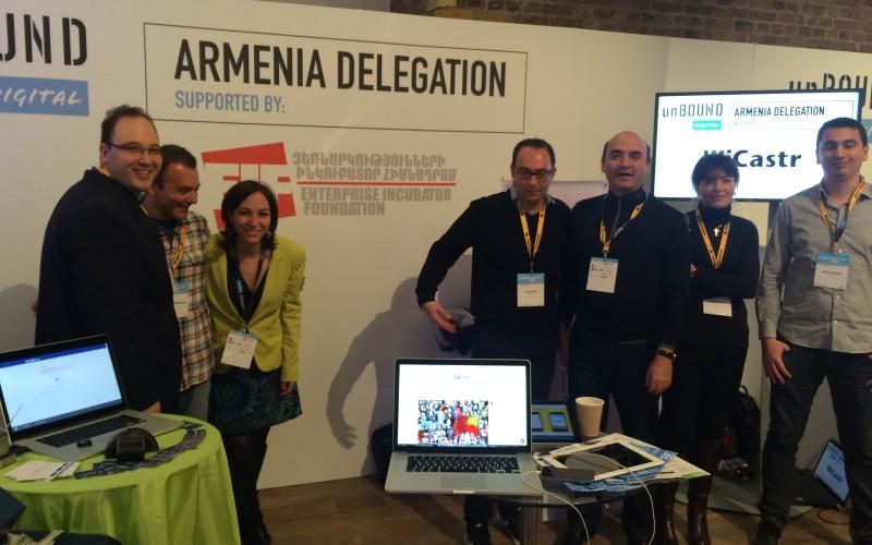 Հայաստանն առաջին անգամ մասնակցում է unBound Digital 2014 միջազգային տեխնոլոգիական համաժողովին