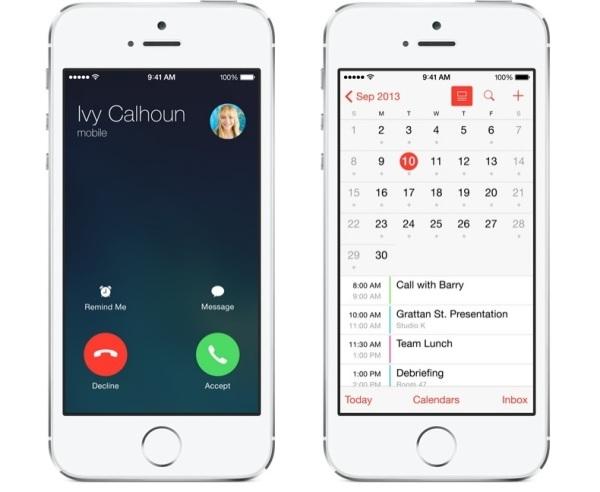 Календарь и звонки