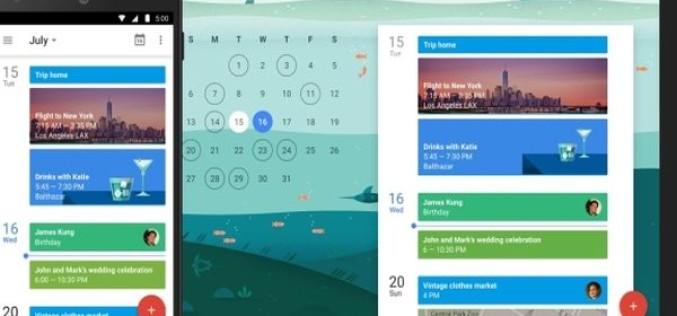 Google Calendar-ը դարձել է ավելի գեղեցիկ ու հարմար (տեսանյութ)