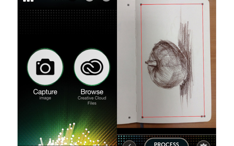 Խելացի բլոկնոտը սինքրոնացնում է նկարները Photoshop-ի հետ (տեսանյութ)