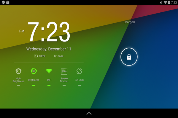 03-use of Android Tablet