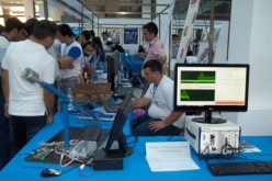 ՀՊՃՀ ուսանողները ԴիջիԹեքին ներկայացրեցին ռազմական նպատակներում կիրառելի սարքավորումներ