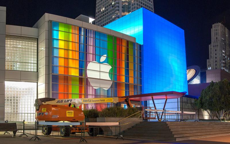 Apple-ը պատրաստվում է iPhone 5-ի շնորհանդեսին (ֆոտոշարք)
