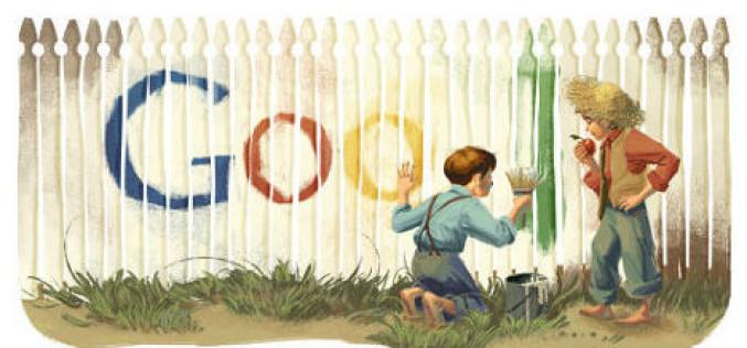Google-ի ամենահայտնի դուդլերը (ֆոտոշարք)