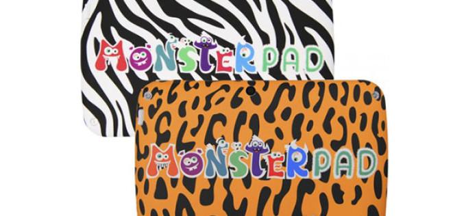 MonsterPad պլանշետ` ստեղծված երեխաների համար