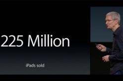 Apple-ը 4 տարվա ընթացքում վաճառել է 225մլն iPad