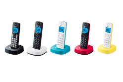 Նոր DECT հեռախոսներ Panasonic-ից՝ ռադիոդայակի գործառույթով