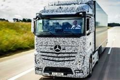 Mercedes-Benz-ը փորձարկել է Future Truck 2025 ավտոպիլոտով բեռնատարը (վիդեո)