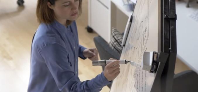 «Խելացի» մարկերը թվայնացնում է գրատախտակի վրա գրվածը (տեսանյութ)
