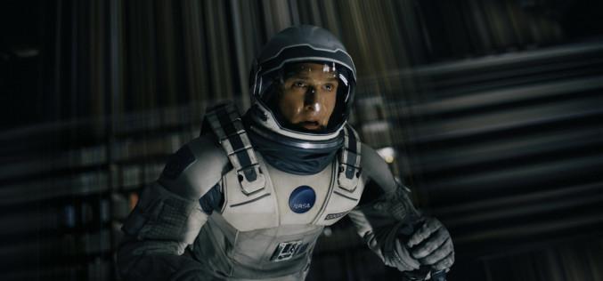 Ինչպես են «Ինտերստելլար» ֆիլմում նկարահանել «անկշռելիությունը» (տեսանյութ)