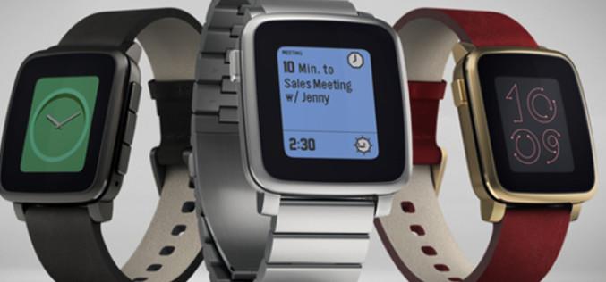 Pebble Time խելացի ժամացույցը ռեկորդ է սահմանել Kickstarter-ում (տեսանյութ)