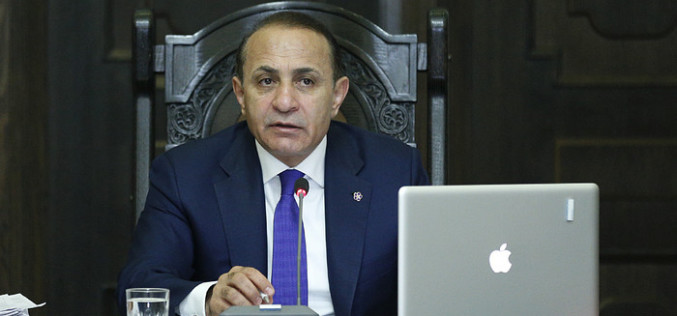 Հայաստանի բոլոր առաջին դասարանցիներին կտրամադրվի համակարգիչ
