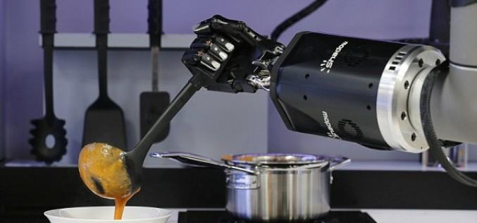 Լոնդոնում ստեղծում են ռոբոտ շեֆ-խոհարար (տեսանյութ)