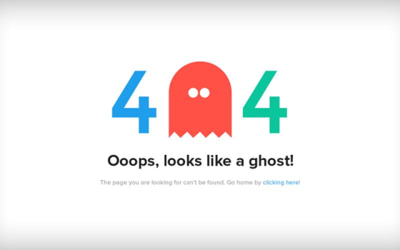 Որտեղից է առաջացել 404 error-ը