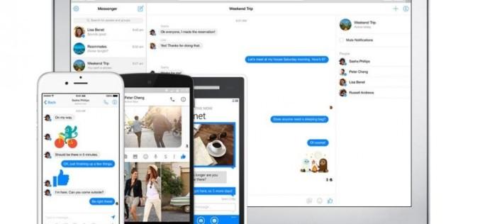Facebook-ը թողարկել է Messenger հավելվածի վեբ-տարբերակը