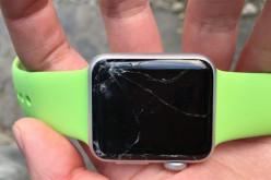 Ռեպորտաժ սոցցանցերից․ օգտագործողները բողոքում են Apple Watch-ի կոտրվող էկրանից