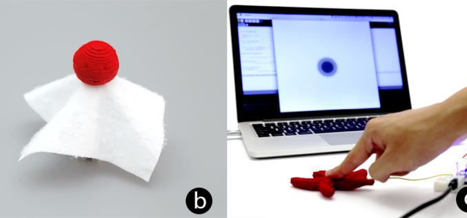 Disney-ում ստեղծել են 3D-տպիչ, որն աշխատում է կտորով (տեսանյութ)