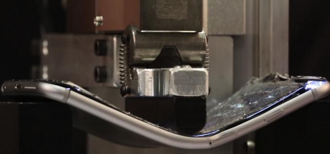 Apple-ի, HTC-ի և Samsung-ի սմարթֆոններին «տանջանքի» են ենթարկել (տեսանյութ)